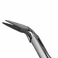 45° STEIGLITZ POST AND POINT REMOVAL FORCEPS 1